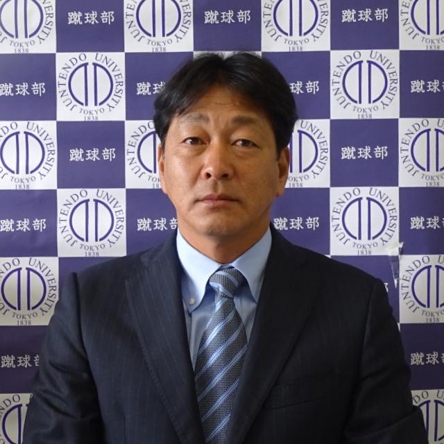 堀池 巧 – 順天堂大学蹴球部